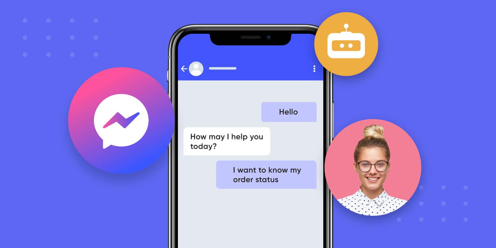 facebook messenger chatbot use cases
