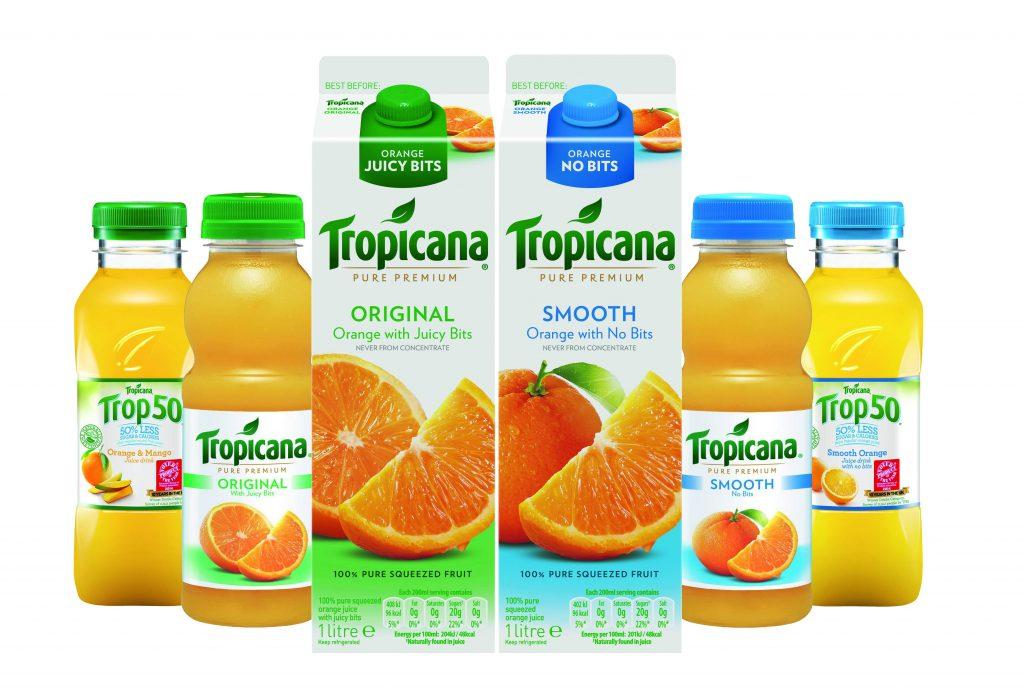 tropicana brand
