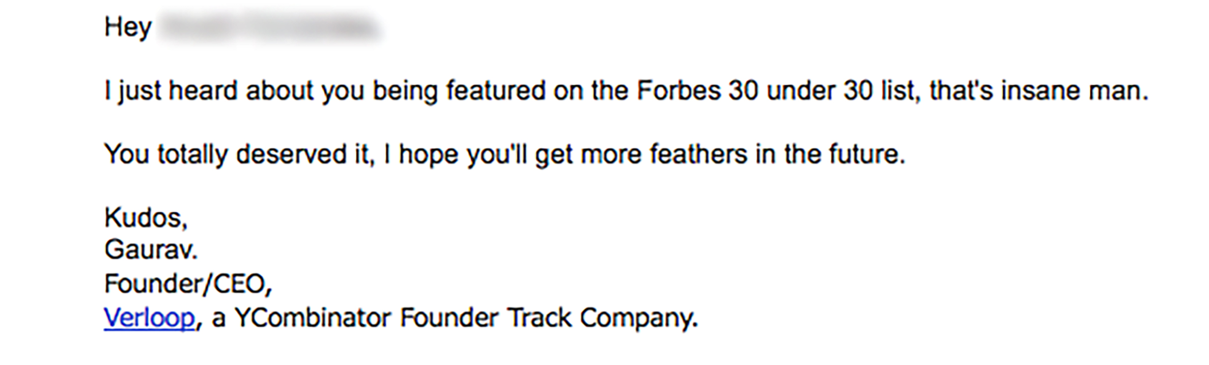 perfect way to draft follow up email