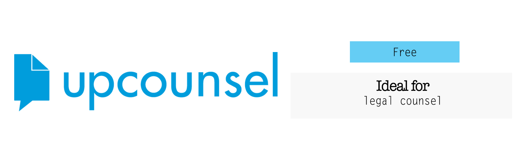 Upcounsel legal