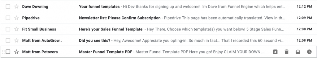 best-sales-funnel-templates-2019