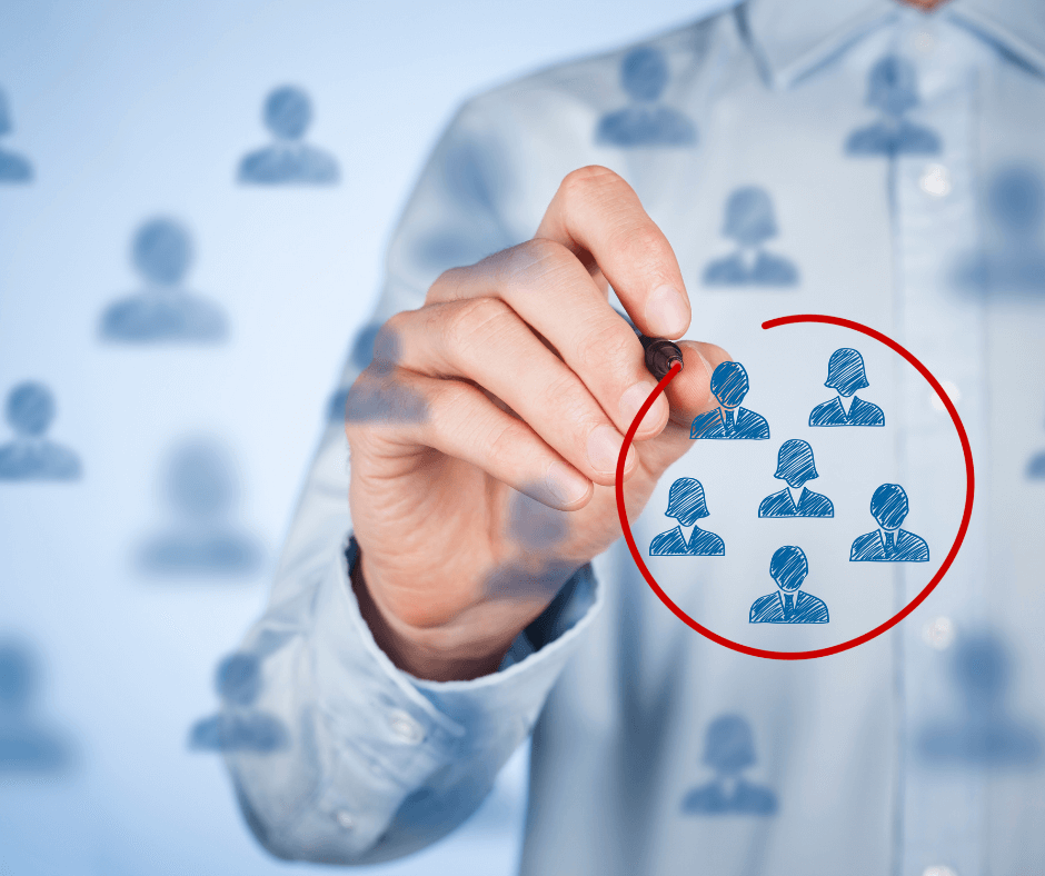 segmenting audience to generate better leads
