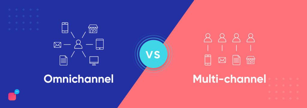 omnichannel vs multi-channel