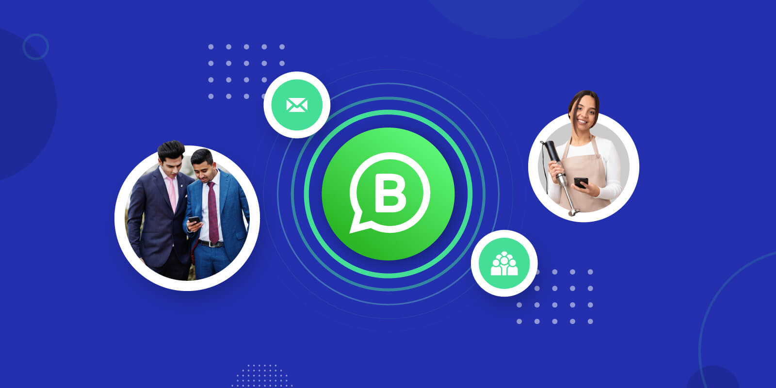 benefits of whatsapp business account