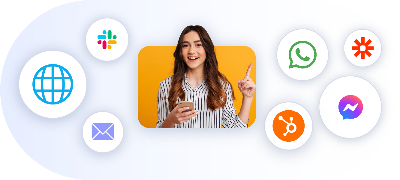 Have Active, Personalized Conversation with your Customers