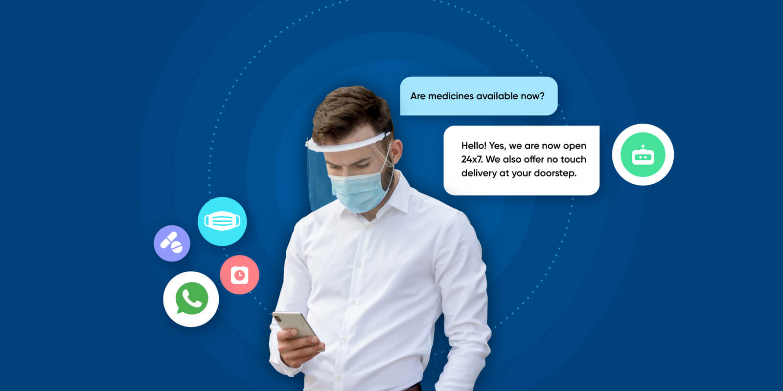 conversational AI is helping connect people during pandemic