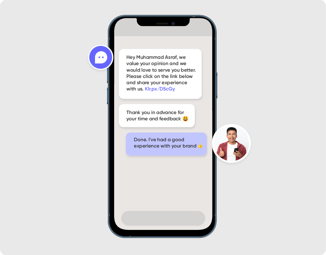 Get Feedback on Your Services