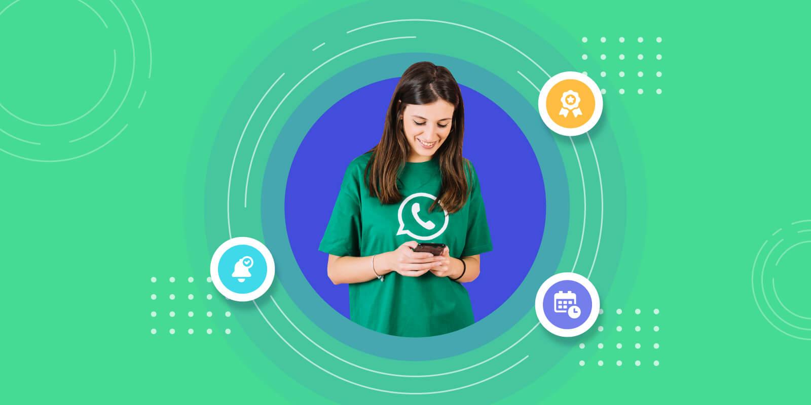 handling customer communication on whatsapp