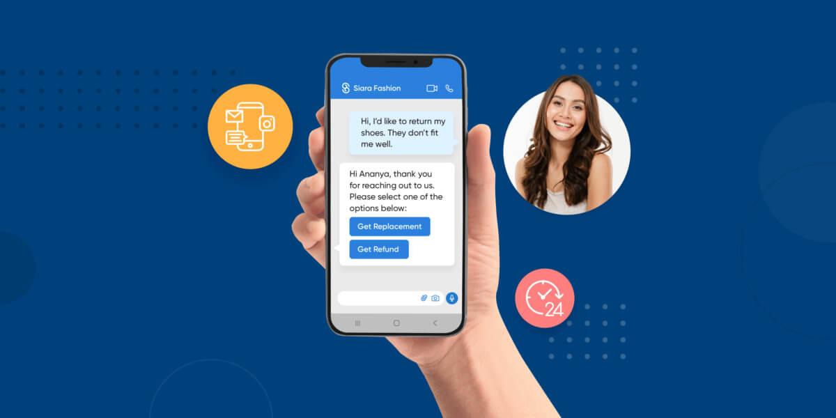 mobile chatbots