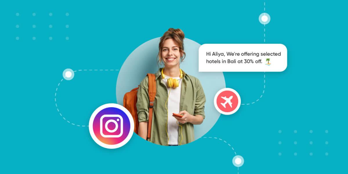 instagram messaging