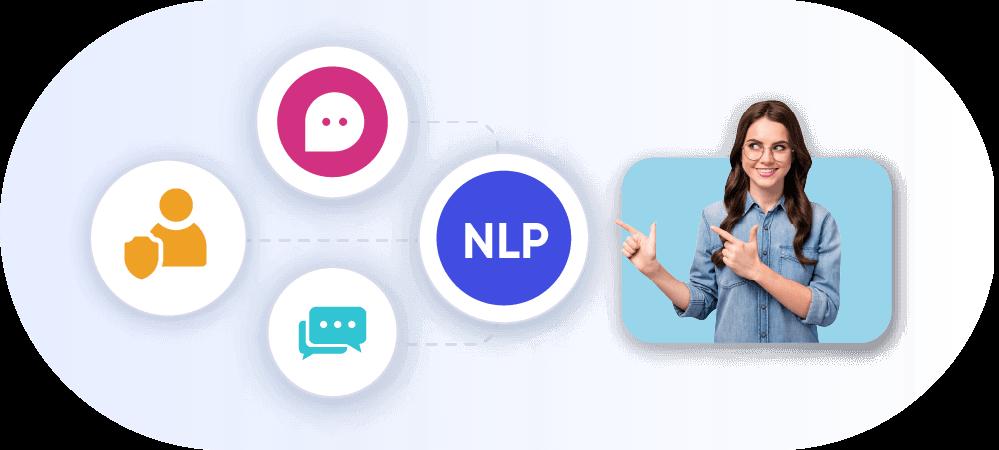 NLP makes conversations natural