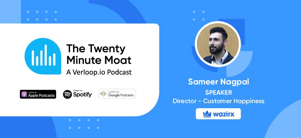 Sameer Nagpal podcast
