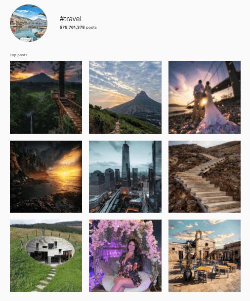 instagram #travel