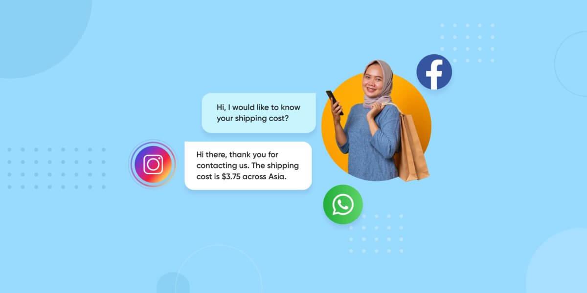 Social commerce Asia