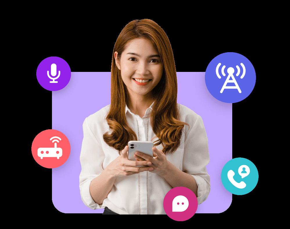 Conversational AI for Telecom