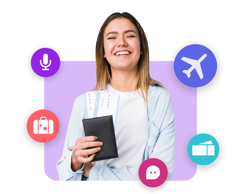 customer support for travel