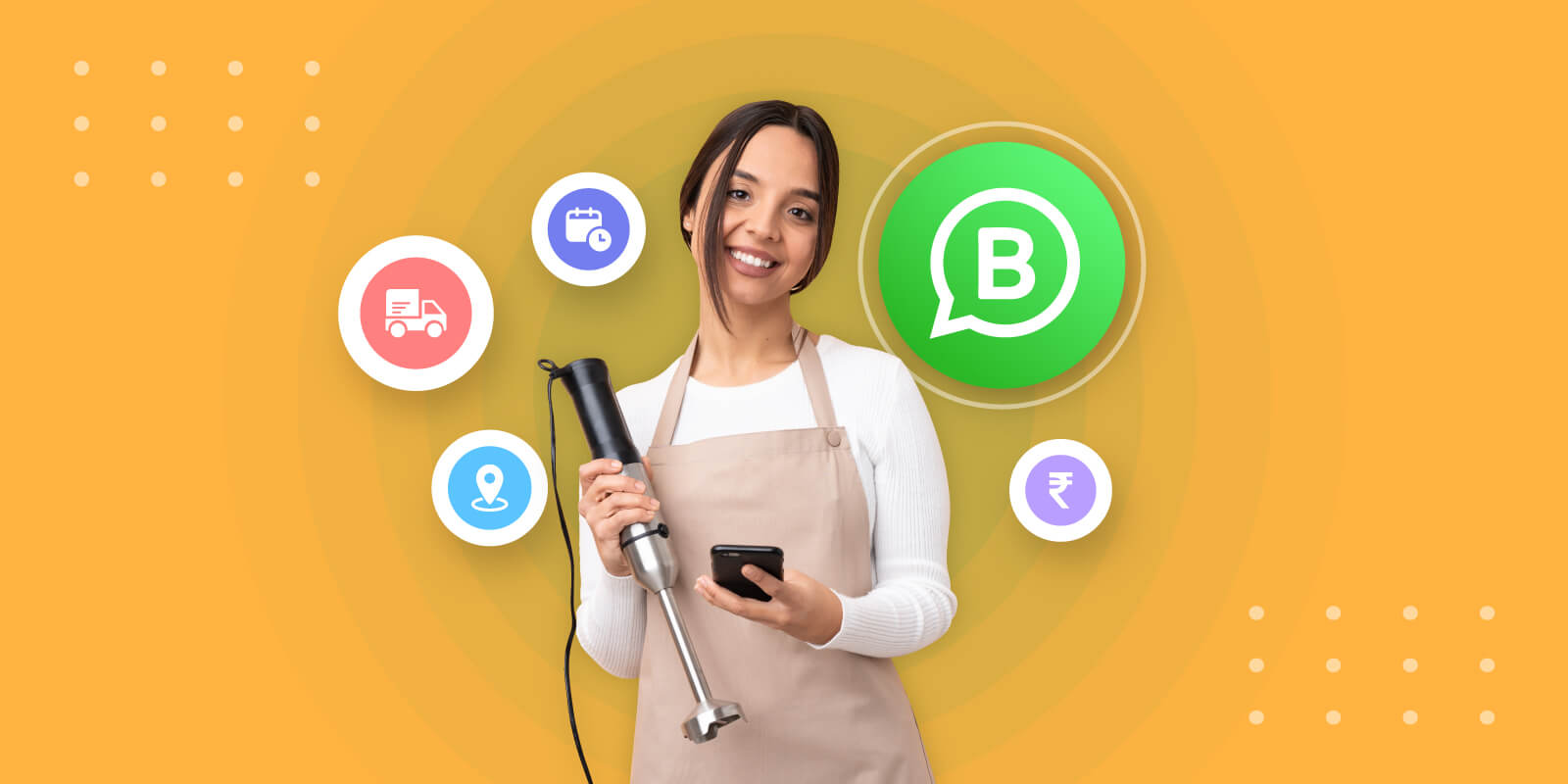 whatsapp business for small business