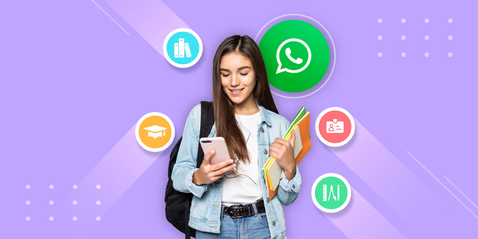 using whatsapp chatbot in the education sector