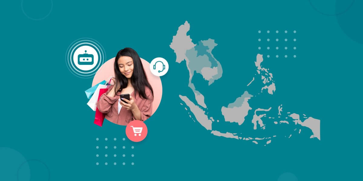 chatbots in southeast asia